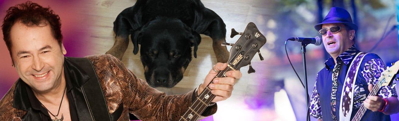 Partyband Cagey Strings Peter Biermeier